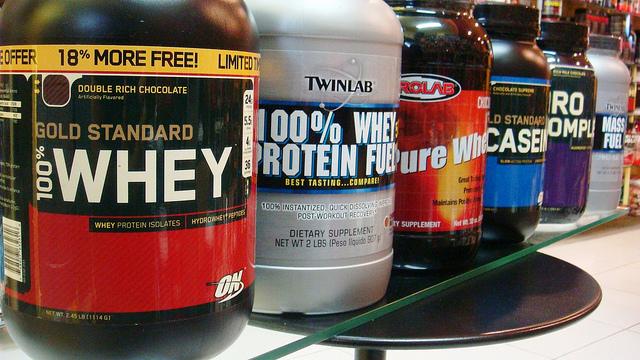 desculpas para vender whey protein
