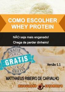 como escolher um whey protein 1.1