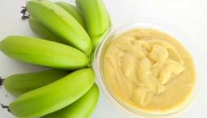biomassa de banana verde antes e depois
